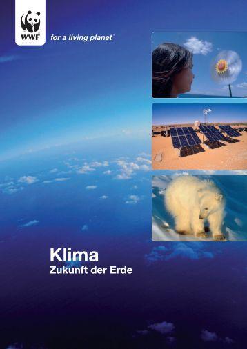 Zukunft der Erde - WWF Schweiz