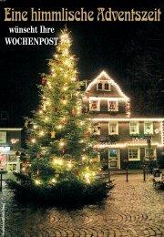 weihnachten in leichlingen - Wochenpost