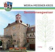 Seniorenwegweiser - Werra-Meißner-Kreis
