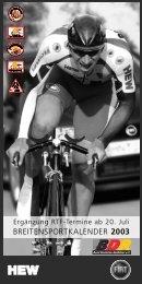 dankean - BDR Bund Deutscher Radfahrer