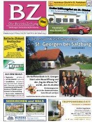 St. Georgen bei Salzburg - Bezirkszeitung