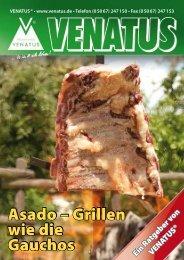 Asado - Venatus