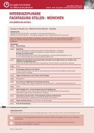 elacta v - Europäisches Institut für Stillen und Laktation