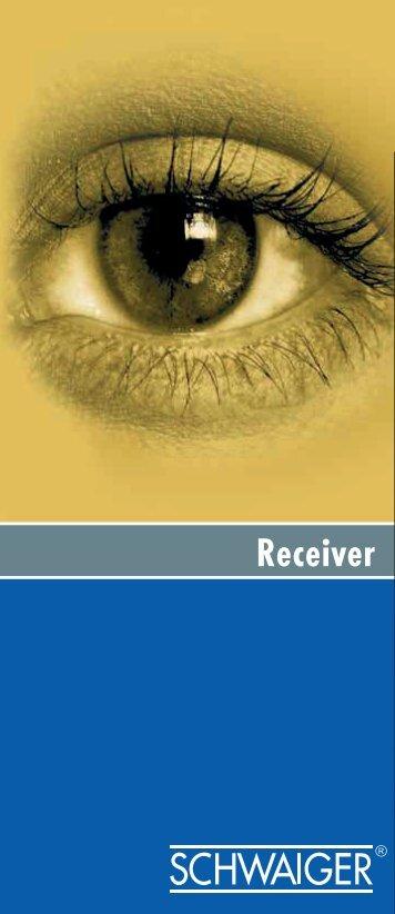 Receiver - Schwaiger