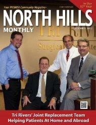 North Hills Monthly Magazine