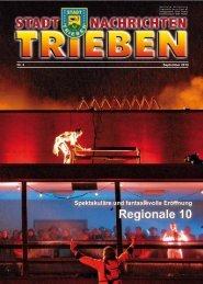 Nr. 3 September 2010 - Trieben