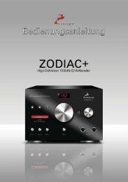 213 7. Hinweise für Ein- und Ausgänge - Antelope Audio
