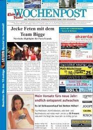 Solingen-Mitte 01-13 - Wochenpost