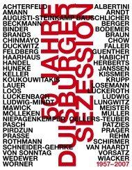 PDF herunterladen (5,23 MB) - Duisburger Sezession