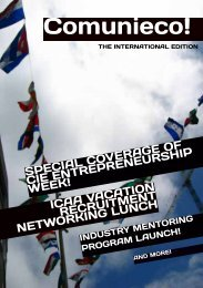 Comunieco! - UNSW Business Society