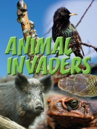 Animal Invaders - Rourke Publishing eBook Delivery System