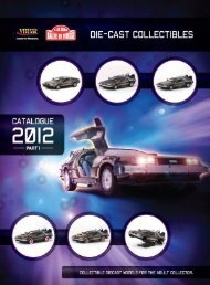 2012 vitesse collectibles all cars - Sun Star Toys