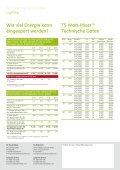 T5 Watt-MiserTM Technische Daten - LTV - Page 2