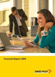 Financial Report 2005