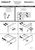 Montageanleitung Assembly instruction Notice de montage - H - Seite 6