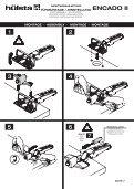 Montageanleitung Assembly instruction Notice de montage - H - Seite 7