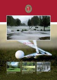 Off Course - Golfclub Interlaken-Unterseen