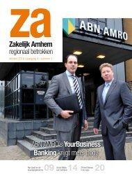 ABN AMRO's YourBusiness Banking krijgt meer ... - Zakelijk Arnhem