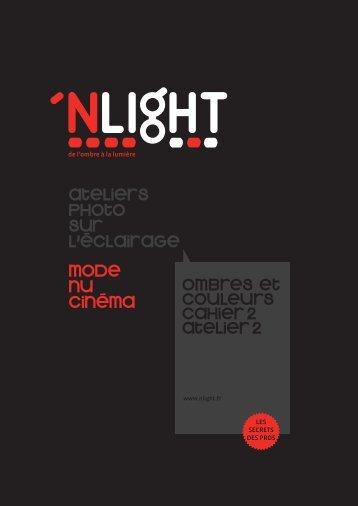 ateliers photo sur l'eclairage mode nu cinema - Didier.