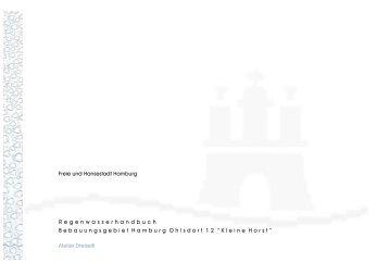 R e g e n w a s s e r h a n d b u c h Atelier Dreiseitl Freie und ... - RISA