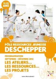 DeschePPeR - Ville de Roubaix