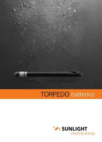 TORPEDO batteries - epicos.com