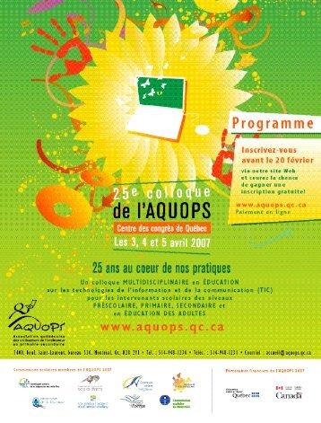 2007 - Aquops