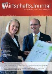 Ausgabe 08/12 - Wirtschaftsjournal