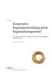 IOEW-SR 182 Kooperative Regionalentwicklung.pdf, pages 1
