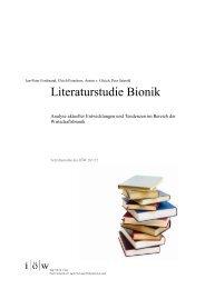 Institut für ökologische Wirtschaftsforschung (IÖW): Schriftenreihe Nr ...