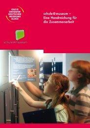 schule@museum - Deutscher Museumsbund