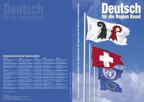 Deutsch für die Region Basel - Integration Basel