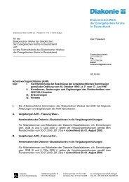 Oktober - AG MAV Diakonische Werke Niedersachsen