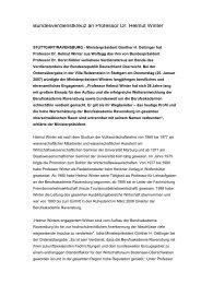 Bundesverdienstkreuz an Professor Dr. Helmut Winter - DHBW ...