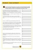 Arbeitsplatzerkundung – Beobachtungsbogen lang - Handwerks ... - Page 6