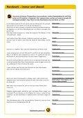 Arbeitsplatzerkundung – Beobachtungsbogen lang - Handwerks ... - Page 7