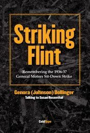 Remembering the 1936-37 General Motors Sit-Down Strike