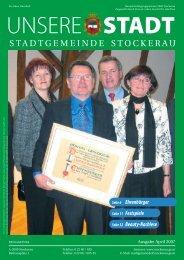 UGOTCHI - Stadtgemeinde Stockerau