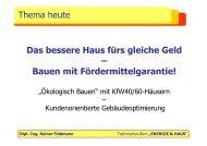 Das bessere Haus fürs gleiche Geld - Rainer Feldmann