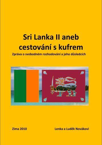 Sri Lanka II aneb cestování s kufrem - Smart Gallery
