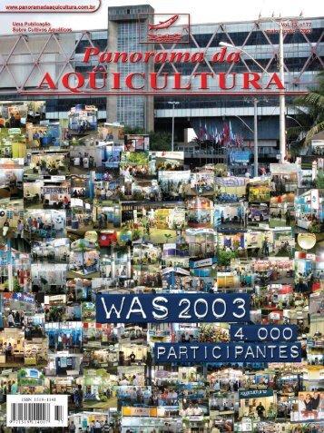 Revista Panorama da AQÜICULTURA Edição 77 maio ... - Matsuda