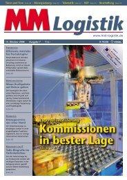 """SKF mit """"Trucknology Supplier 2007"""" für hohe Qualität ... - MM Logistik"""