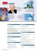 """SKF mit """"Trucknology Supplier 2007"""" für hohe Qualität ... - MM Logistik - Page 4"""