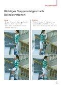Gut leben mit dem neuen Kniegelenk - Orthopädisches Spital Speising - Page 6
