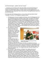 Rennbericht - slp-info.de