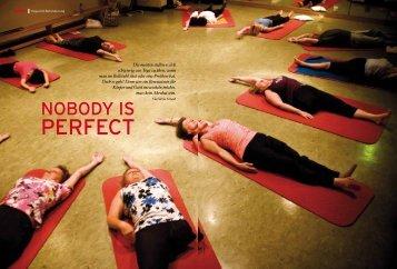 Nobody is perfect - Kundalini Yoga - Antje Kuwert