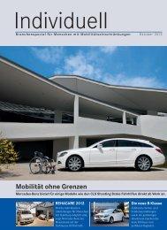Mobilität ohne Grenzen - Mercedes-Benz Deutschland