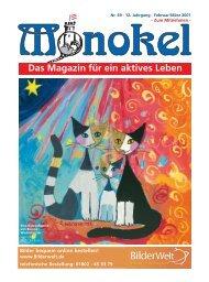 Bilder bequem online bestellen! www.Bilderwelt.de ... - Monokel