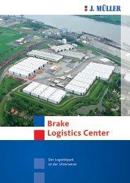 Brake Logistics Center (BLC): Der Logistikpark an ... - bei J. MÜLLER!