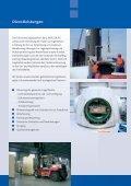Brake Logistics Center (BLC): Der Logistikpark an ... - bei J. MÜLLER! - Page 5